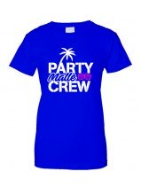 "Malle-Shirt ""Party Malle Crew"" - Damen"