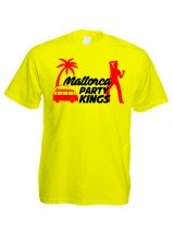 "Malle-Shirt ""Mallorca Party Kings"""